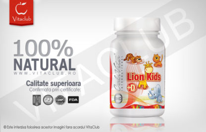 Produs Natural Calivita pentru copii