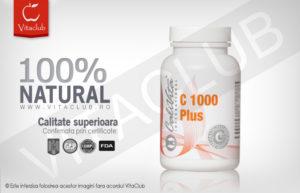 Produs cu vitamina C 1000 mg de la Calivita