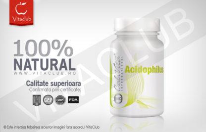 Produs Natural Calivita cu acidophilus