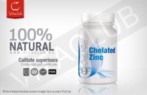 Produs natural Calivita cu zinc organic