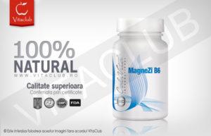 Magneziu Zinc si vitamina B6 de la Calivita