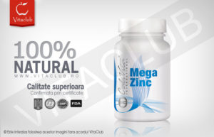 MEga Zinc produs natural Calivita cu zin