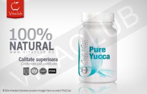 Capsule cu Yucca pentru detoxifiere