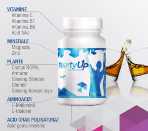 produs calivita pentru a combate mahmureala si a proteja ficatul